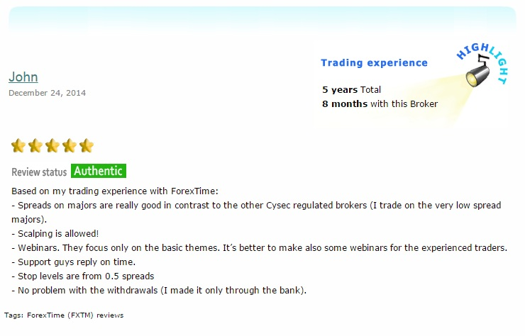 FXTM Review - Scam or Legit Broker?