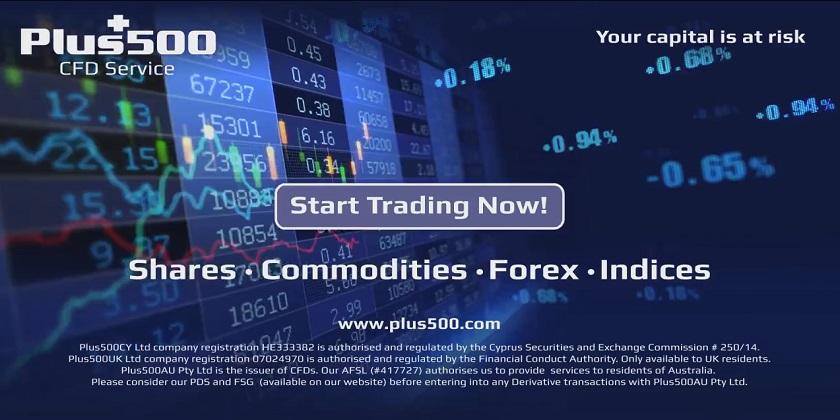 Plus500 Trading Bonus