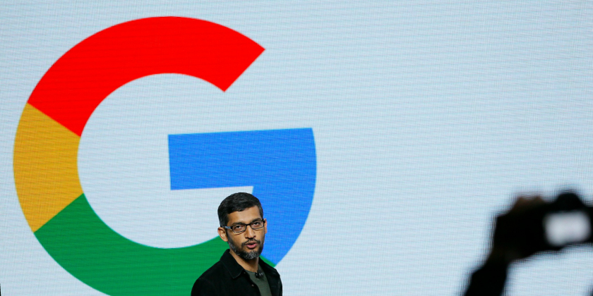 Default Search Engine Of Google For Apple Racks In Millions
